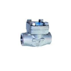 Кован седлови възвратен клапан от стомана тип FV807