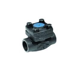 Кован възвратен клапан от въглеродна стомана тип FV806
