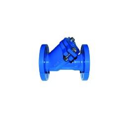 Обратен клапан със самопочистваща се топка - тип OD213