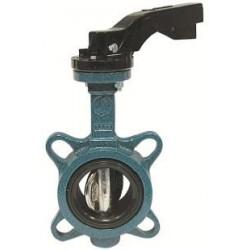 Бътерфлай клапа тип VB510