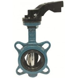 Бътерфлай клапа тип VB512