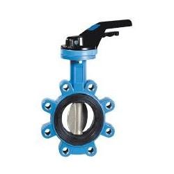 Бътерфлай клапа LUG тип VB550